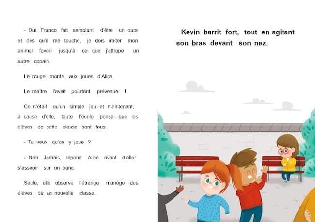 livre enfant sur le handicap
