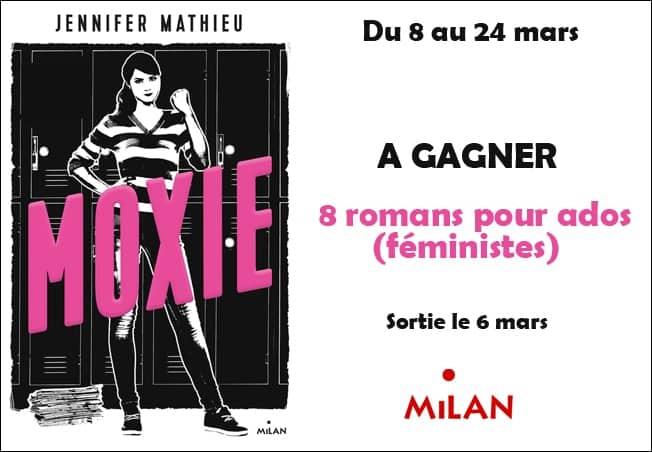 concours mafamillezen moxie editions milan