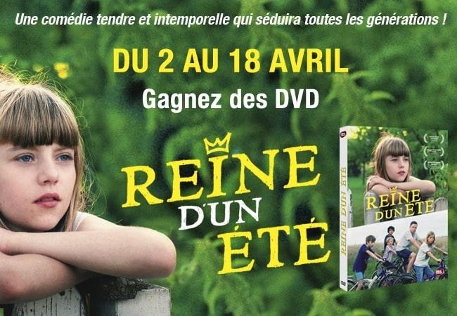 DVD reine d'un été