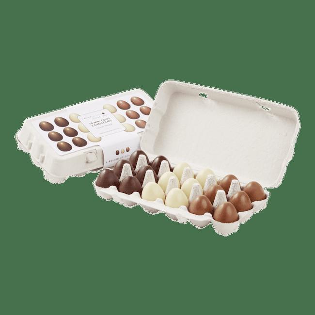 Sélection chocolats de pâques 2019