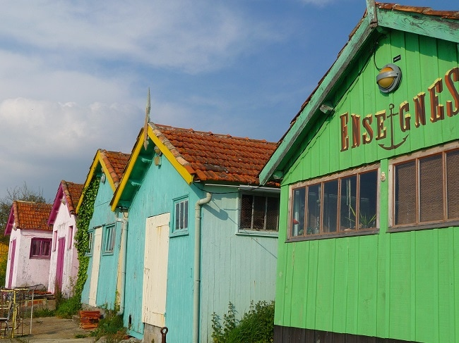cabanes ostréicoles oléron