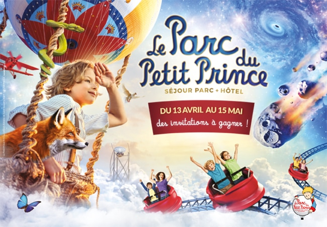 concours mafamillezen parc du petit prince