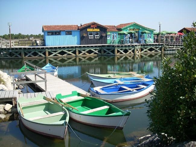 Port des Salines - Oléron