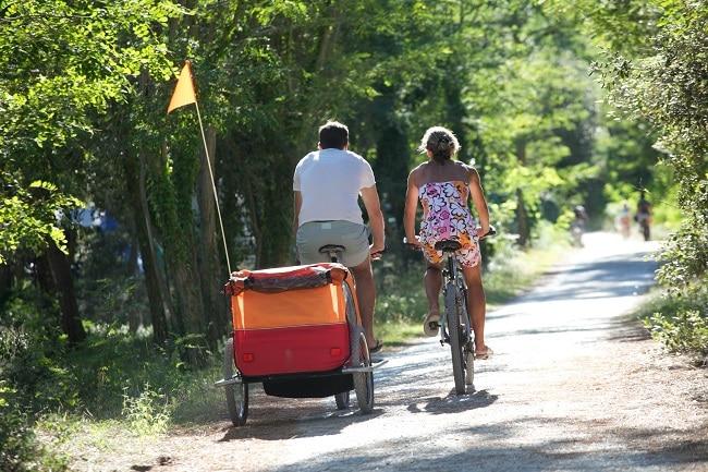 pistes cyclables oléron