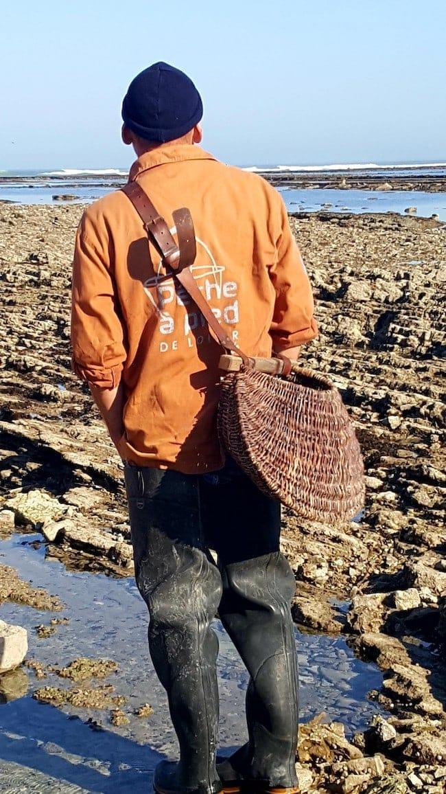 Pêche à pieds - Oléron