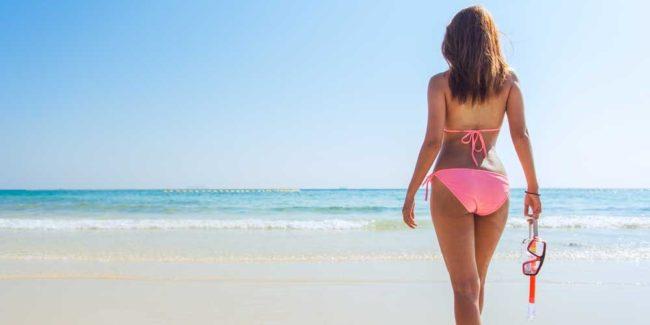 préparer son corps pour l'été