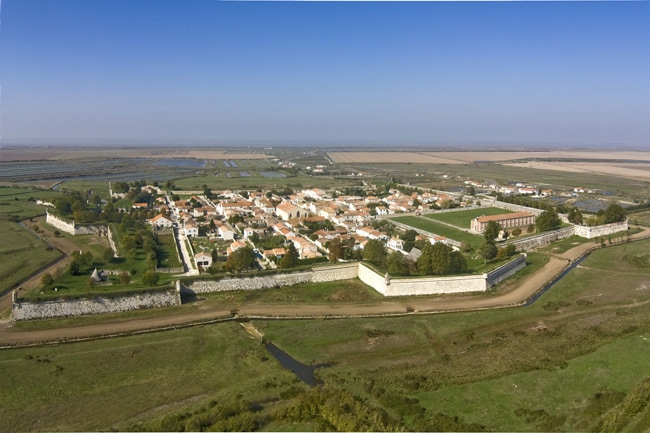 Citadelle de bruage - Oléron