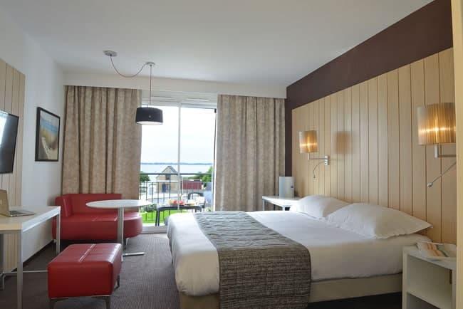 chambre Thalasso Concarneau Spa marin & Resort