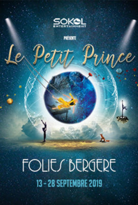 spectacle Le Petit Prince aux Folies Bergères