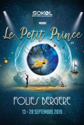 spectacle Le Petit Prince aux Folies Bergères
