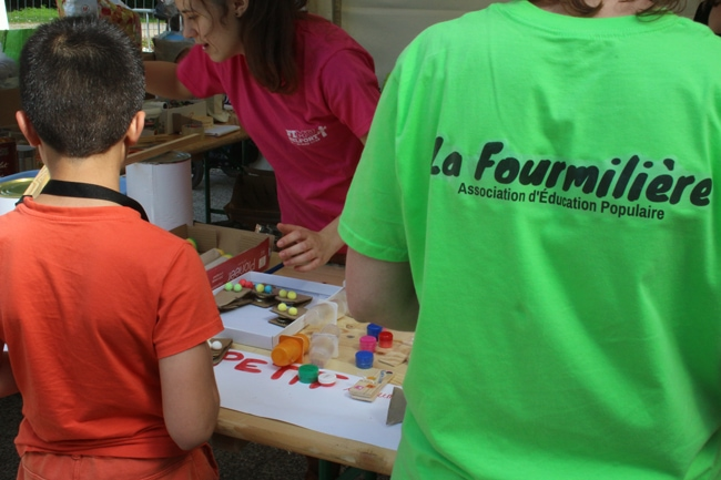 animations enfants FIMU de Belfort