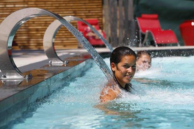 piscine Oreades Domaine Landes