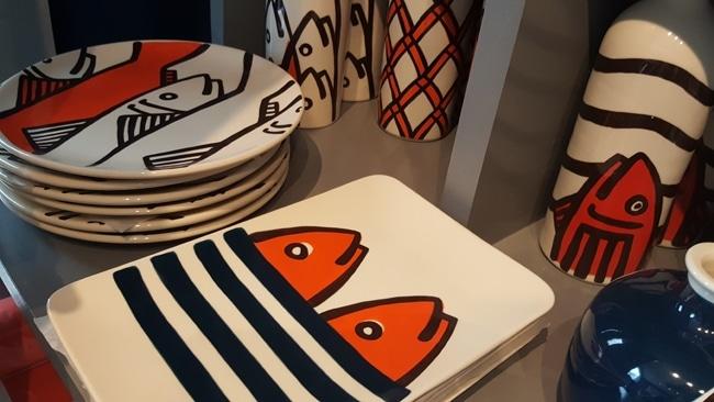 boutique artisanat Valérie Le Roux, Concarneau