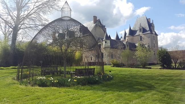 Chateau de Fougères sur bievre