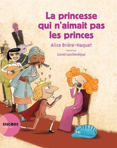 la princesse qui n'aimait pas les princes, livres enfants qui parlent d'homoparentalité