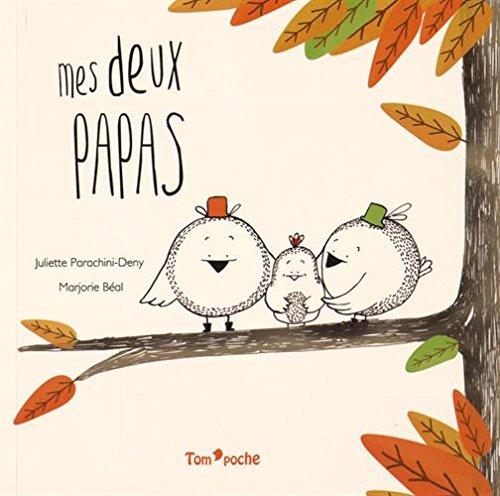 mes deux papas livres enfants qui parlent d'homoparentalité