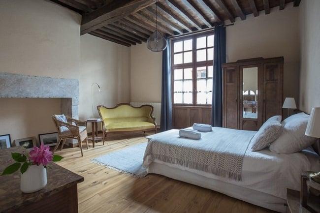 chambre Maison Arriu