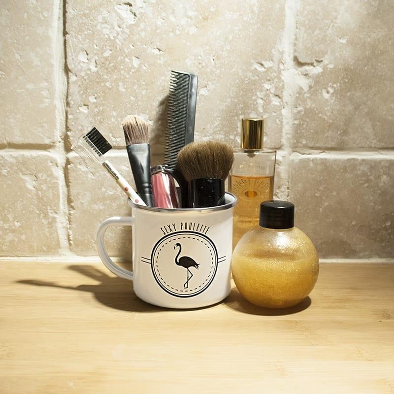 mug émaillée