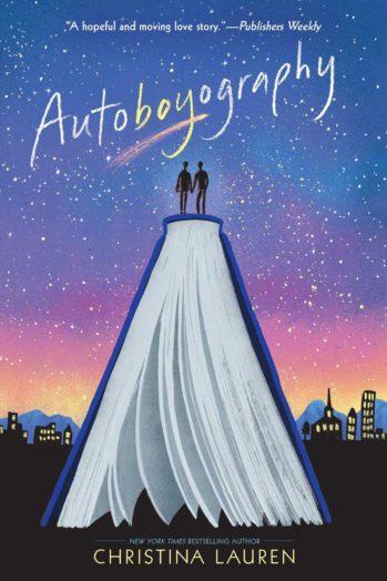 autoboygraphy, romans ados qui parlent d'homosexualité