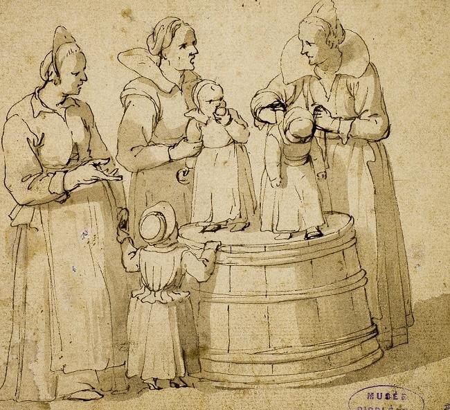 nourrices à la Renaissance