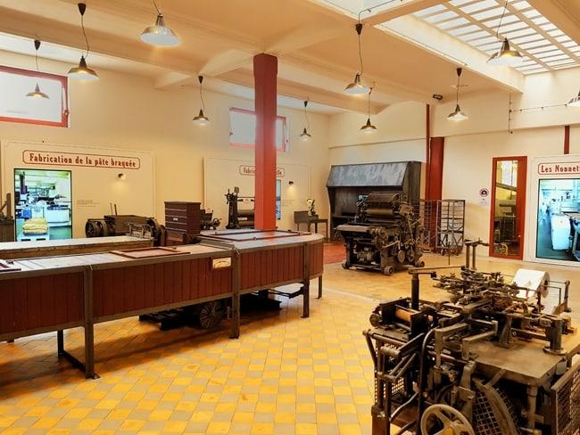 atelier pain d'épices Mulot Petitjean