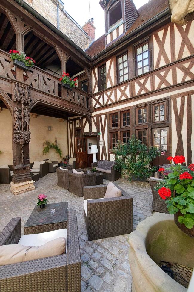 hôtel Philippe le Bon à Dijon
