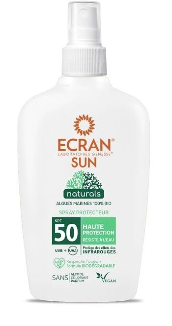 SPRAY PROTECTEUR NATURALS SFP50 ECRAN SUN