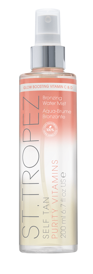 St Tropez Self Tan Purity Vitamins Aqua Brume Corps