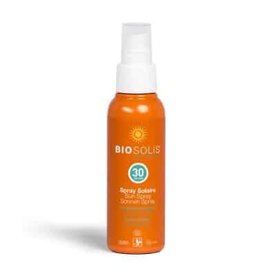 Biosolis spray solaire bio SPF30