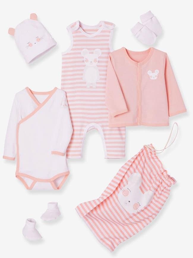 kit naissance bébé fille