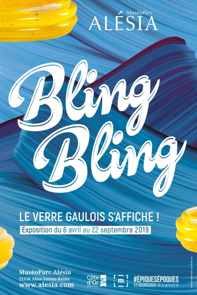 expo Bling Bling Museoparc d'Alésia