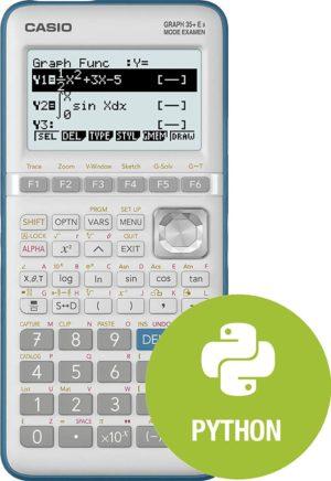 Casio-Graph 35+E II-Python