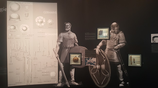 LE MUSÉOPARC D'ALÉSIA