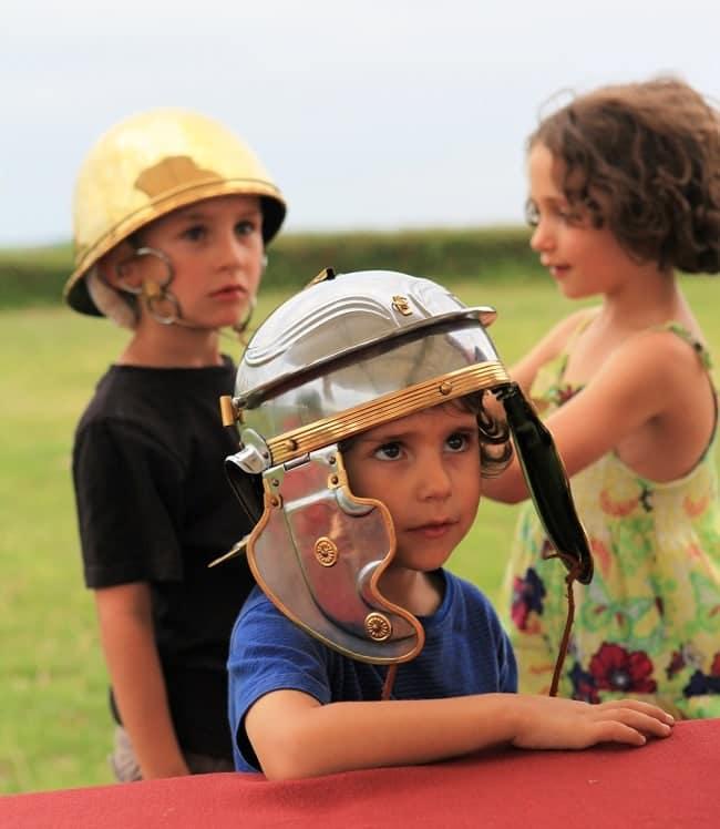 LE MUSÉOPARC ALÉSIA ateliers enfants