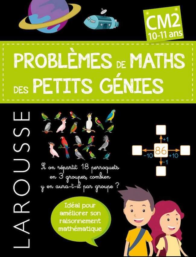 Problèmes de maths des petits génies
