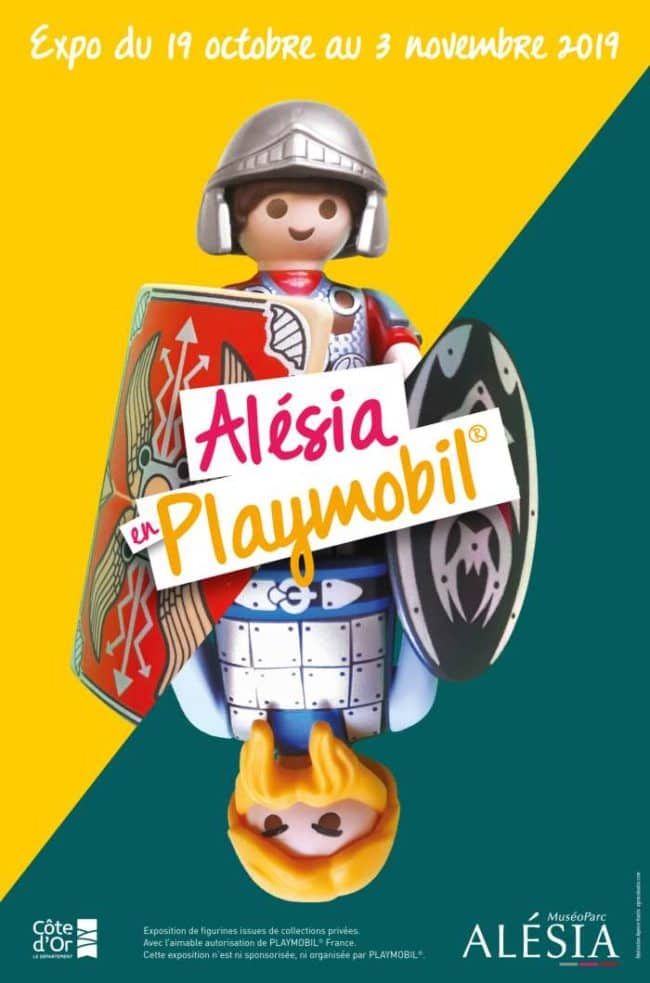 Expo Playmobil Alesia