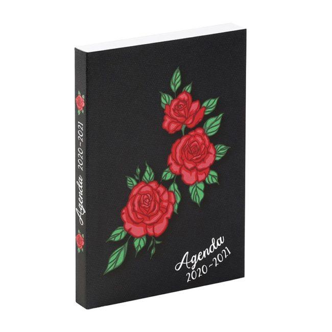 agenda scolaire Vpack Roses Viquel