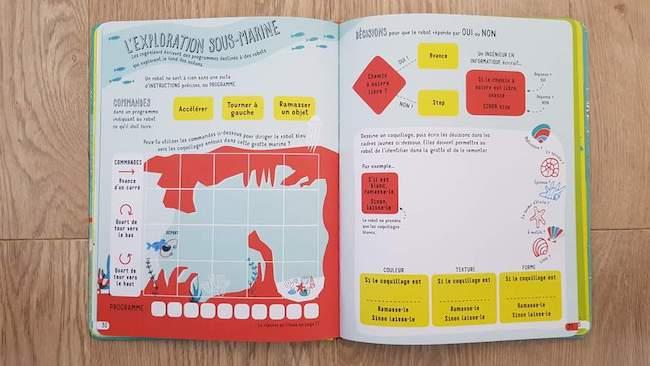 cahier petits ingénieurs