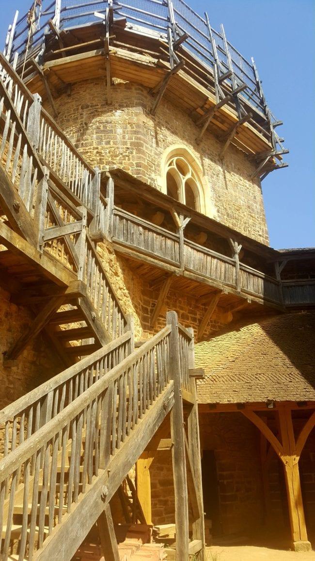 Guédelon chapelle