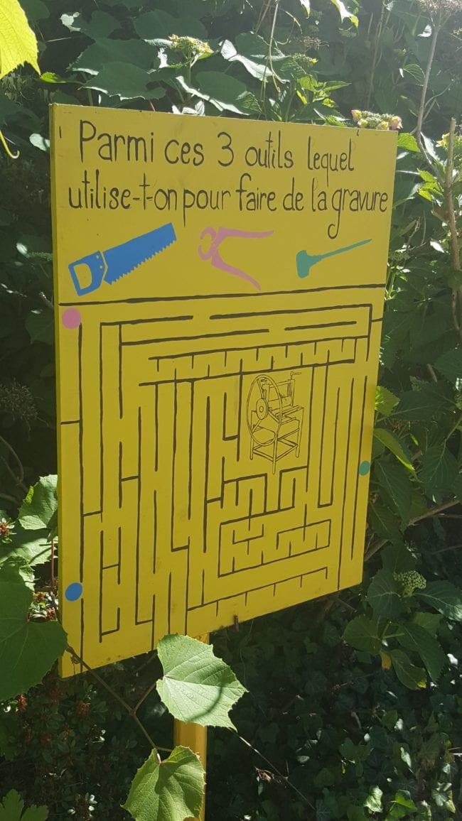 Centre d'art graphique de la Métairie Bruyère