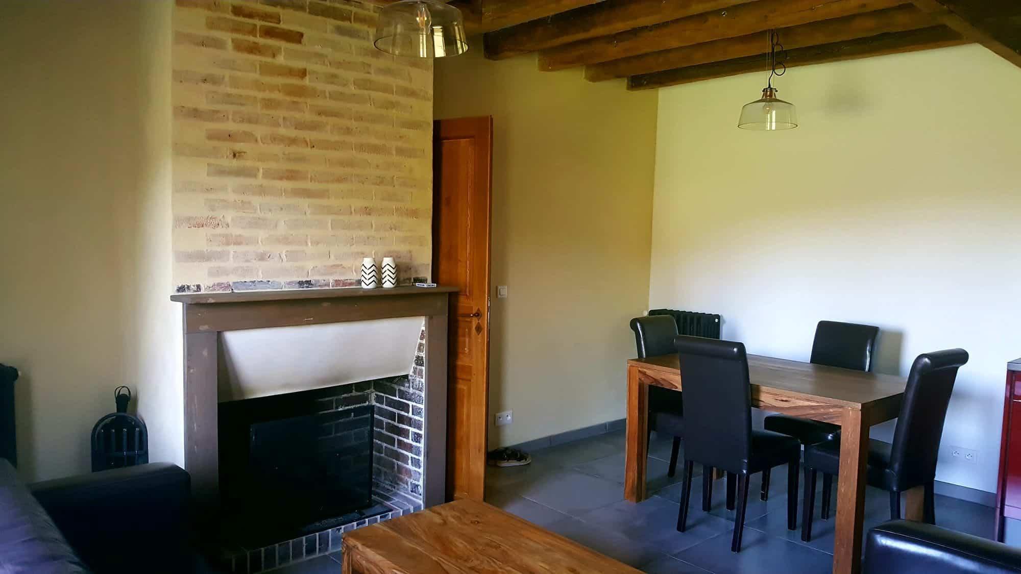 appartement familial Le Hameau de la Fausse Sauge à Mézille