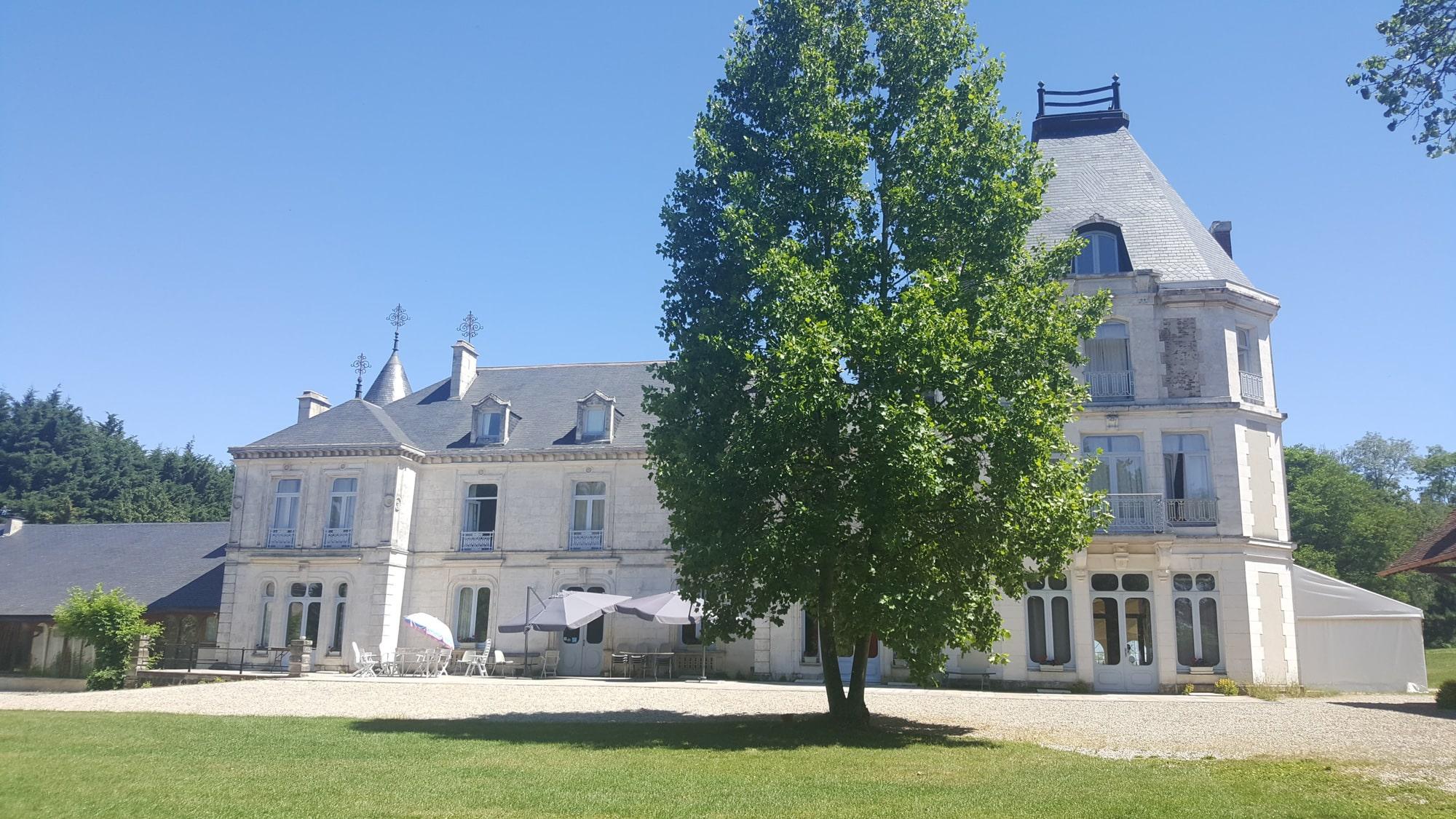 chambre d'hôtes du château des Gilats à Toucy