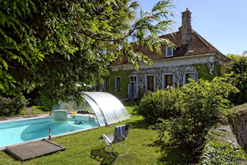 gite La Chambonette à Saint-Sauveur-en-Puisaye
