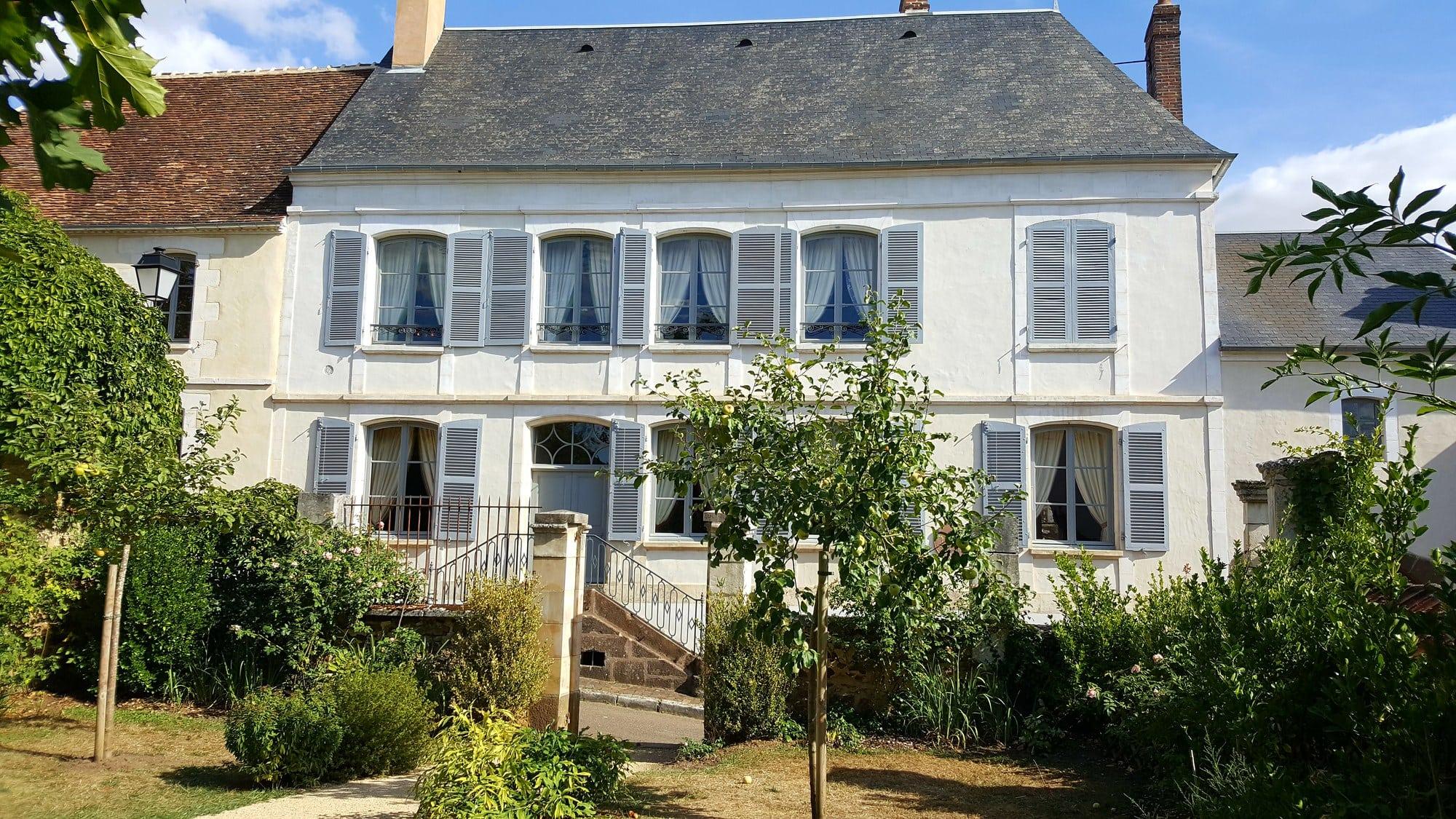 maison natale de Colette