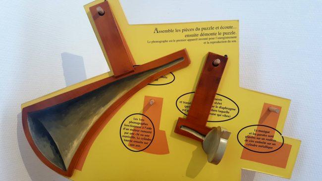 animation enfants Musée de l'Aventure du Son