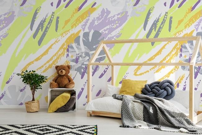 papiers peints chambre enfant