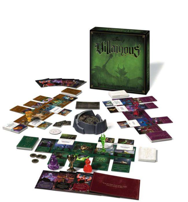 jeu Villainous Ravensburger