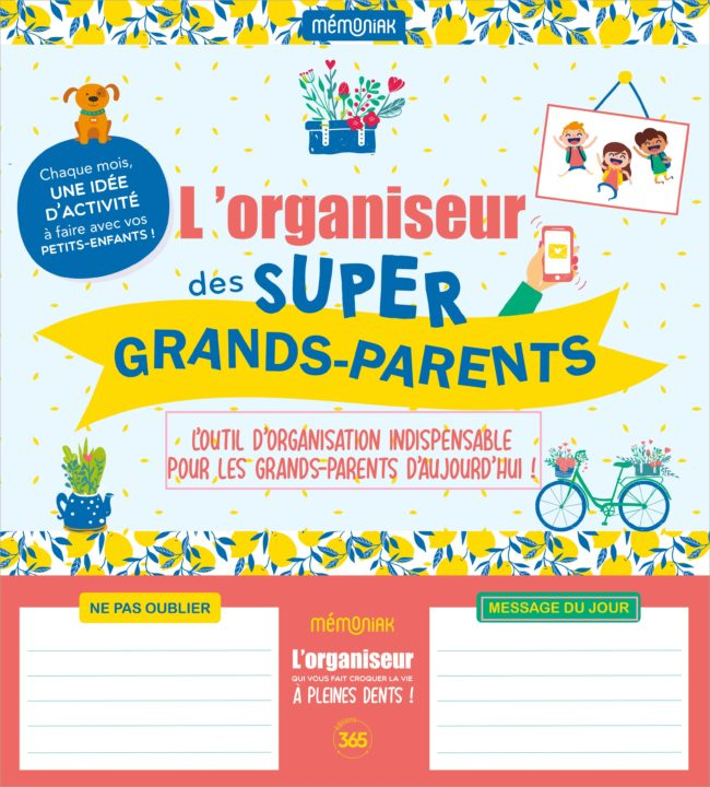 L'organiseur des Super Grands-Parients