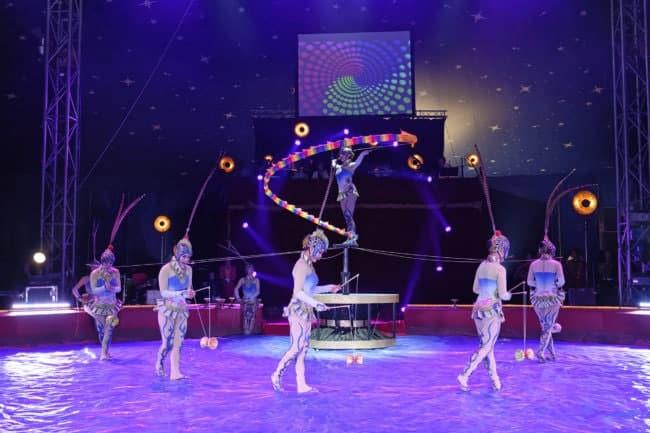 festival du cirque des mureaux