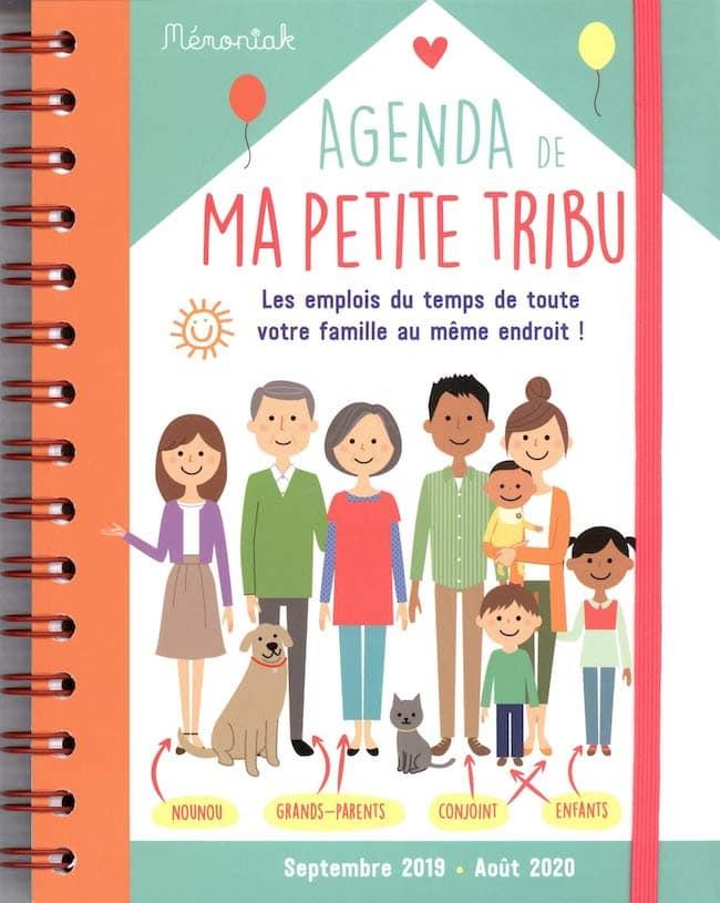 Calendriers et agendas familiaux 2019
